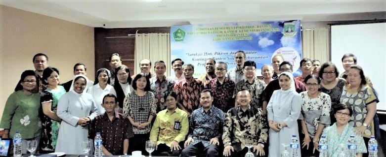 Paroki Ciledug Ikuti Persiapan Kontingen Pesparani Banten
