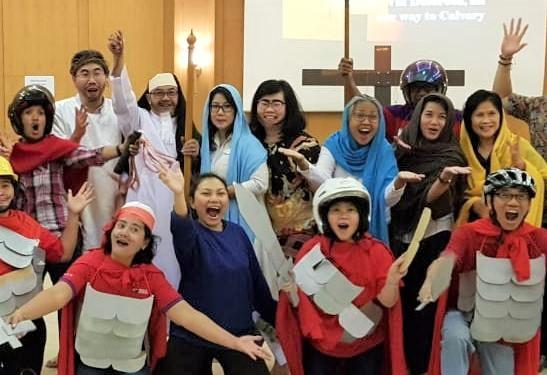 12 Peserta Kursus JOD dari Bernadet Lulus. Beranilah Mewartakan Kebenaran Kristus!