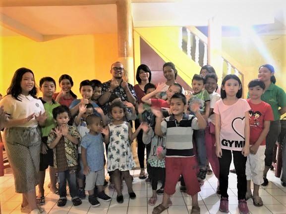 Pesta Nama Wilayah Maria Goretti, Beri Kepercayaan Anak Muda untuk Berkarya