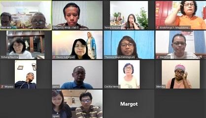 Tim SKKS Lakukan Persiapan untuk Antisipasi Pertemuan Go-Kil Daring