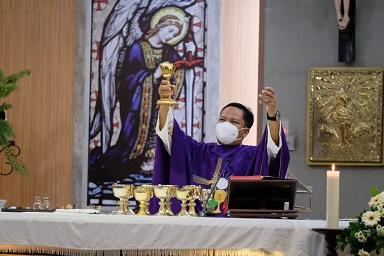 Misa Rabu Abu: Retret Panjang selama 40 Hari ke Depan