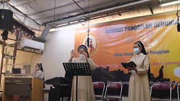 Bersyukur, Tuhan Masih Mengirim Panggilan untuk Kongregasi Sang Timur